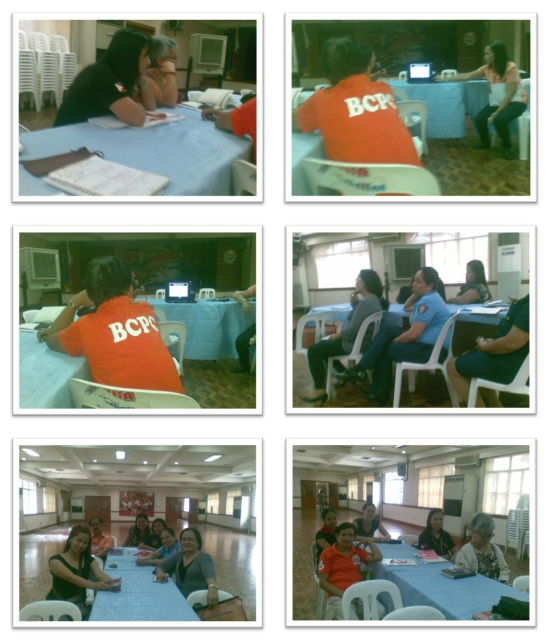 Children's Protection Comittee Meeting with Partners GOs and NGOs @ Caloocan City Municipal Hall